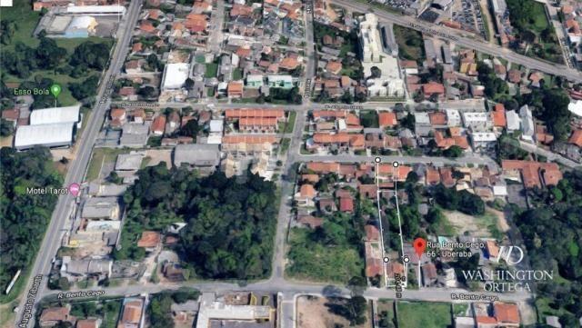 Terreno à venda, 2326 m² por r$ 2.600.000,00 - uberaba - curitiba/pr - Foto 6