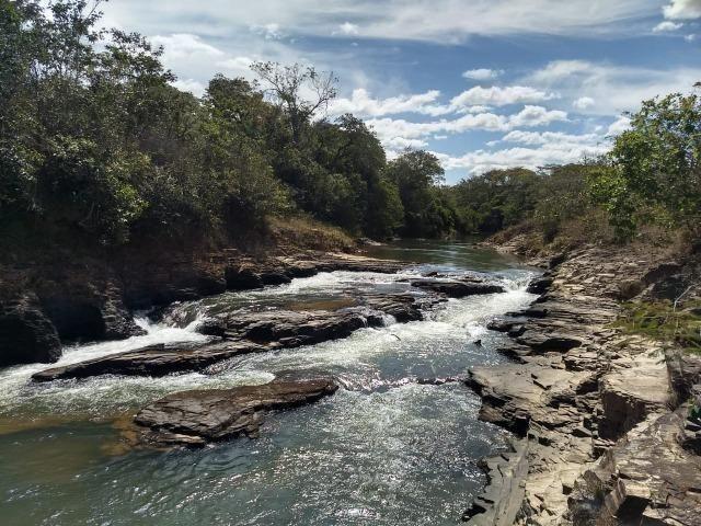 Fazenda Escriturada 90 Hect as Margens do Rio Areia Localizado Santo Antônio do Descoberto - Foto 11