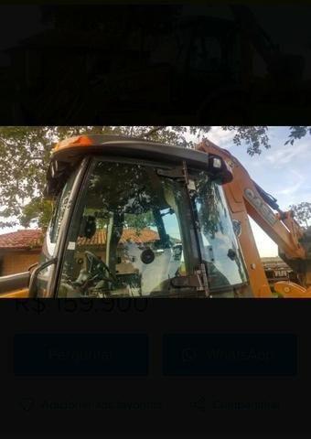 Vendo retro escavadeira - Foto 6