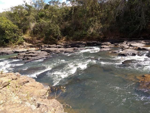 Fazenda Escriturada 90 Hect as Margens do Rio Areia Localizado Santo Antônio do Descoberto - Foto 13