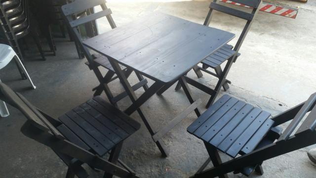 Cadeira e mesas - Foto 2