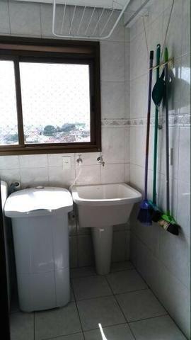 Apartamento de 420 por 390 mil com 2 dormitórios e sacada. Próximo ao metrô Vl Matilde - Foto 4