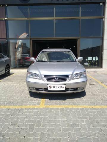 Hyundai Azera 2009 com teto - Foto 2