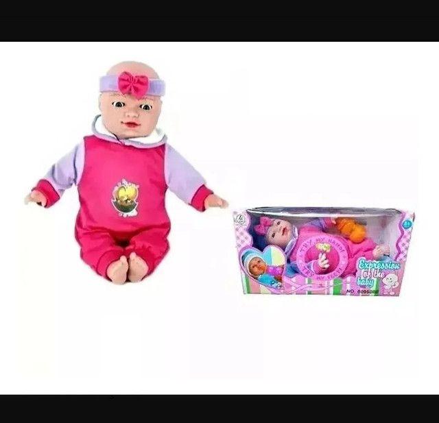 Bebê expressão - Foto 2