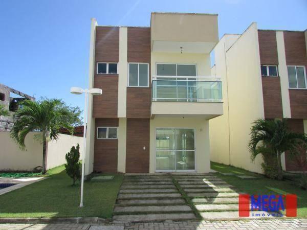 CA 331 - Casa duplex de 03 suítes medindo 132 m² - Foto 9