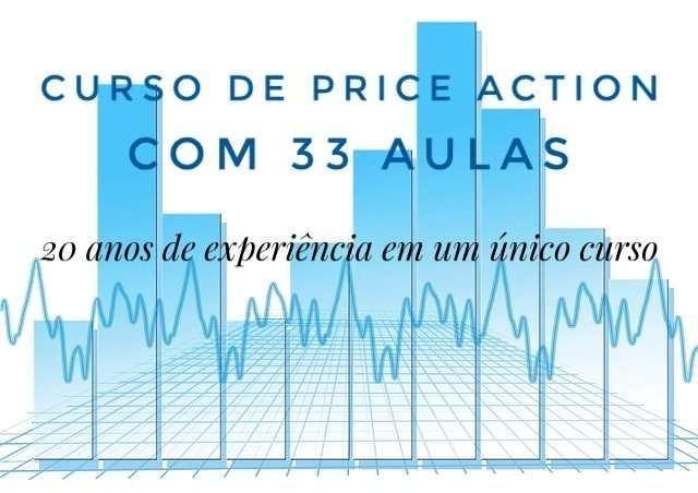 Curso Price Action de 33 aulas