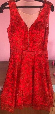 Vestido Vermelho - Foto 5