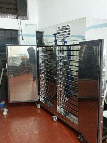 Freezer/Frezer/Geladeira Para Pastéis/gaveteiro com motor, Pastelarias - Foto 6