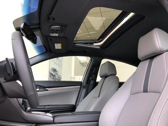 Honda Civic Touring 1.5 2021/2021 Zero Km - Foto 8