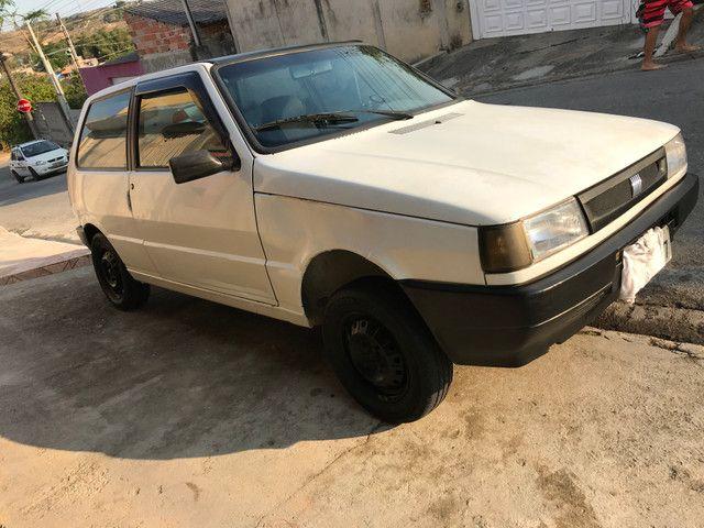 Vendo ou troco Fiat Uno Mille Smart 2001 - Foto 4