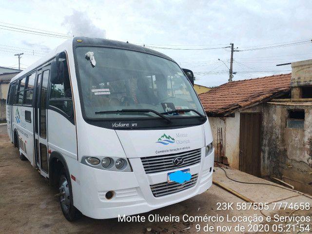 Micro ônibus Volare W9 on 2010 - Foto 3
