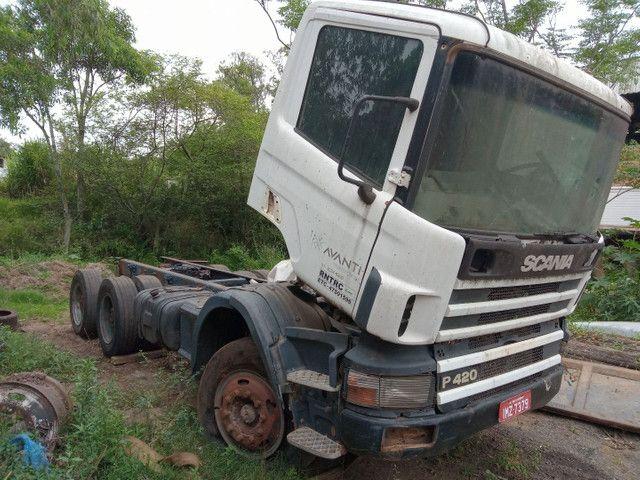 Scania 420 , 6x4