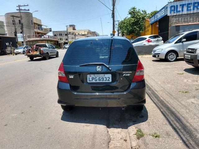 Honda Fit Ex 1.5 2008 Completo - Foto 5