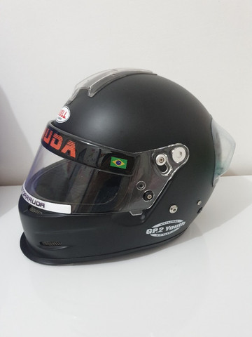 Capacete Bell Gp2 Youth Tam. 54 - Foto 4