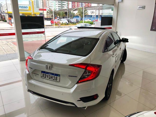Honda Civic Touring 1.5 2021/2021 Zero Km - Foto 3