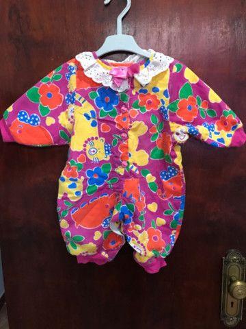 Macacão Infantil Importado - 5 a 9 meses