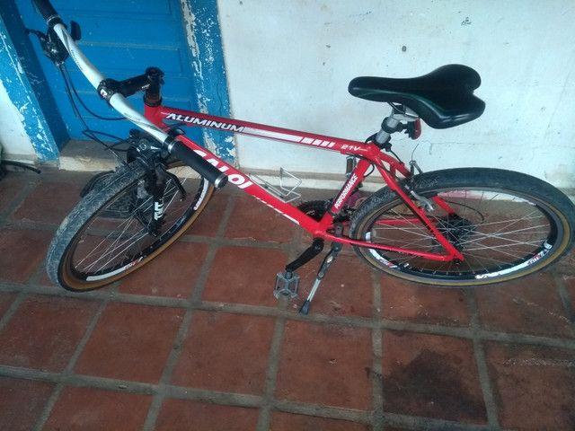 Bike 21 machas