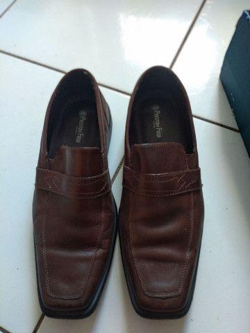 Sapato social usado 1 vez - Foto 3