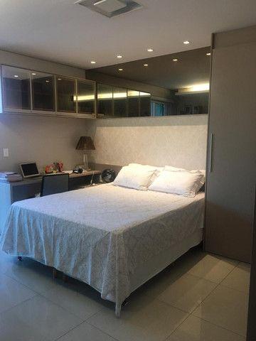 Belo apt° no Jardim Positano, 161 m², 03 suítes, aceita apt° como parte de pagamento! - Foto 3