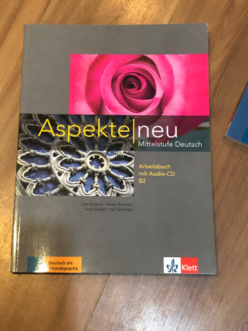 Livro alemão - aspekte neu b2 - Foto 2