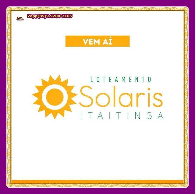 Lotes Solaris em Itaitinga { Pronto para construir} - Foto 2