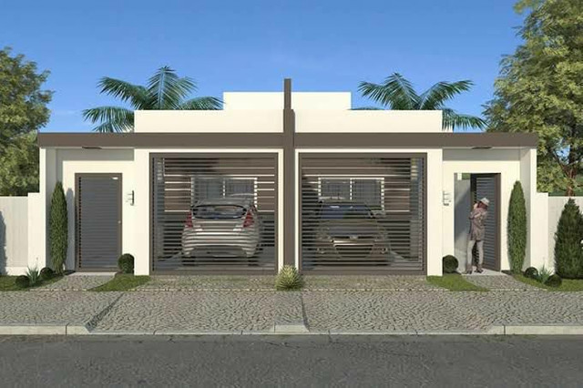 Planta/Desenho de Arquitetura Casa - Foto 4