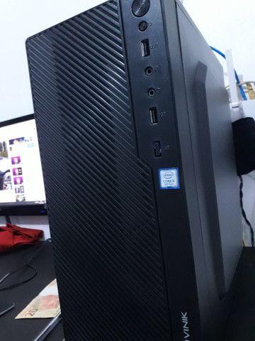 Pc Gamer I5 9400F + MESA + Monitor 20 Polegadas! - Foto 2