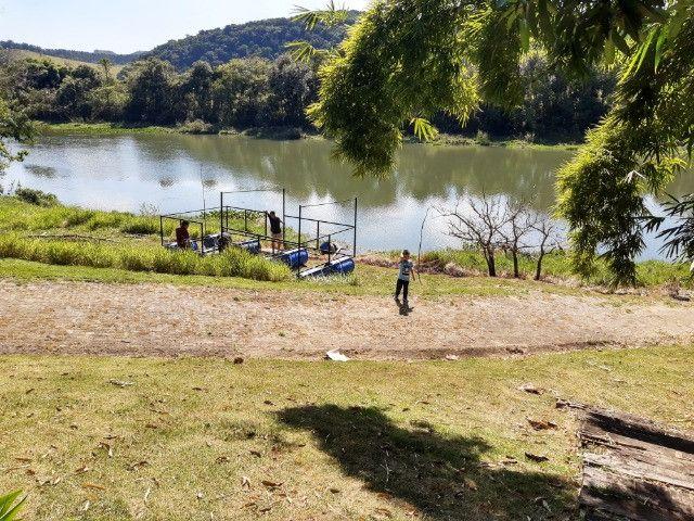 Salão de eventos rústico Beira de rio - Foto 18