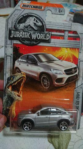 Coleção Jurassic Park Match Box - Foto 3