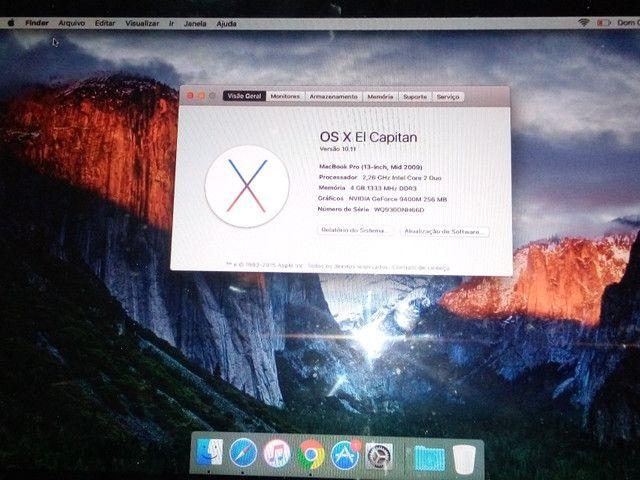 Macbook pro mid 2009 *OPORTUNIDADE - Foto 3