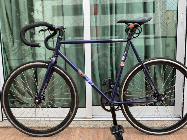Bicicleta Fixa Eagle Bike - Foto 4