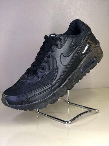 Nike Air Max 90 - Preto - Foto 4