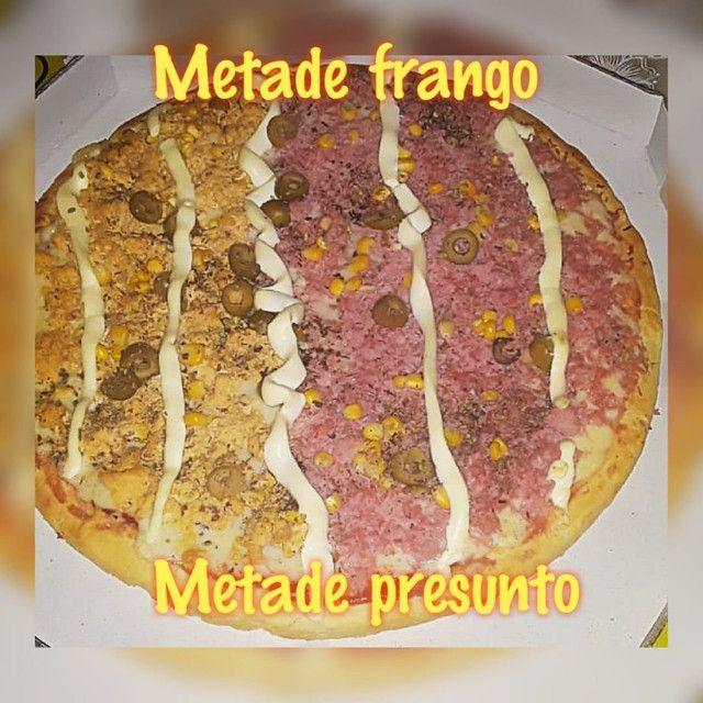 Promoção duas pizzas g grande apenas 40reais - Foto 5