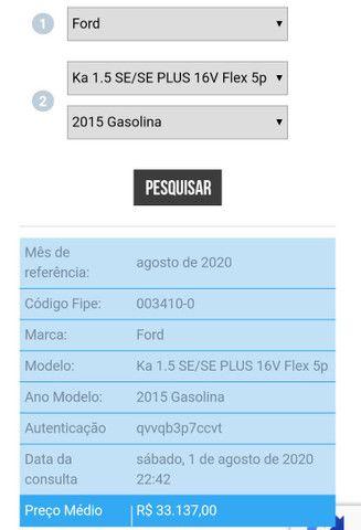 Ford ka hatch 1.5 16v - Foto 13