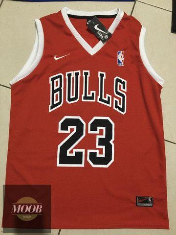 Regatas Dry Fit Nike Chicago Bulls