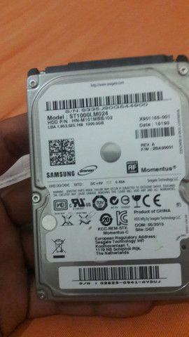 HD 1 Tera 1.000 GB - Foto 2