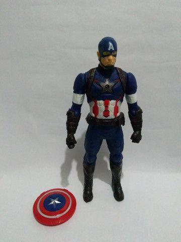 Capitão América, venon, superman, thanos, Thor, flash