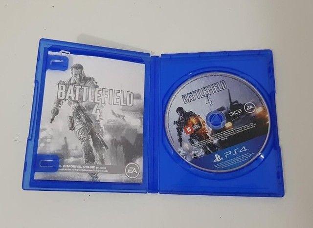 Battlefield 4 PS4 em até 3x sem juros  - Foto 2