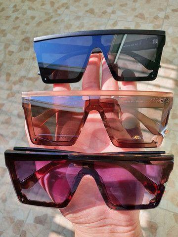Óculos de sol Masculino e Feminino  - Foto 3