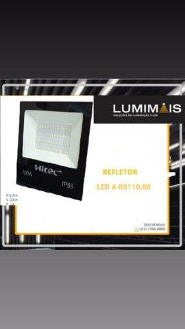 Refletores e Lampadas - Foto 3