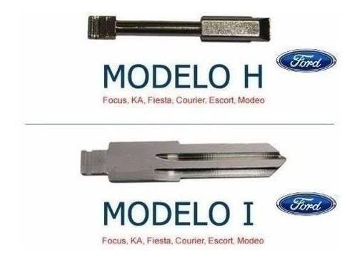 Chave canivete Ford Fiesta Ecoesport Ka - Foto 4