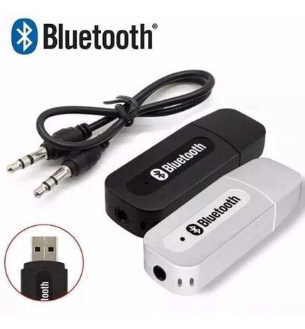 Adaptador Receptor Bluetooth Usb-p2 Para som Musica Carro