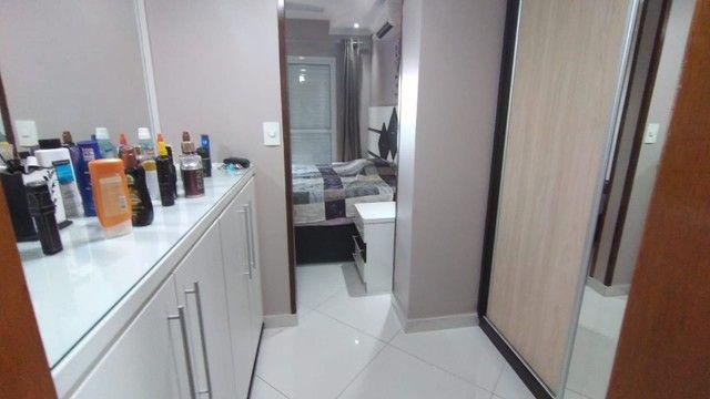 Apartamento alto padrão 3 dormitórios suítes frente mar Campo da Aviação Praia Grande - Foto 20