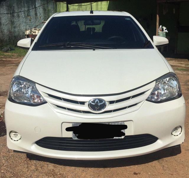 Toyota Etios X 1.3. 38 mil km rodados!