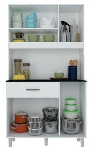 Armário de Cozinha 6 Portas Melina (Novo) Promoção - Foto 2
