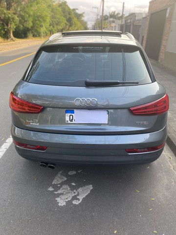 Audi Q3 prestigie plus 2019 com teto  - Foto 2