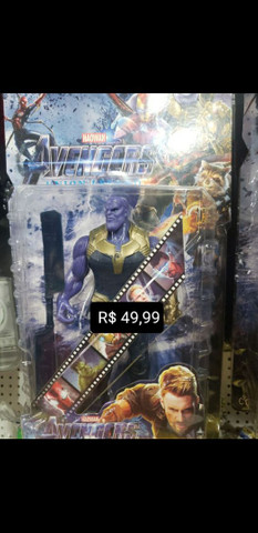 Action Figures Vingadores Guardiões da Galaxia - Foto 2