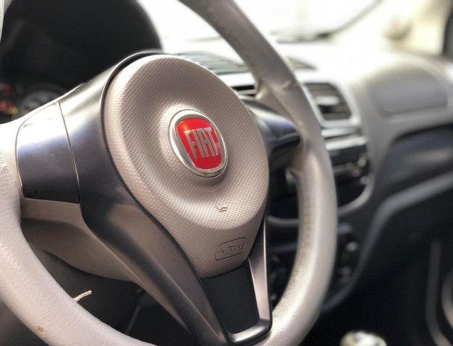 Fiat Grand Siena 1.4 - Completo - Sem entrada! - Foto 9
