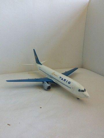 Boeing 737-800 Varig raridade - Foto 5