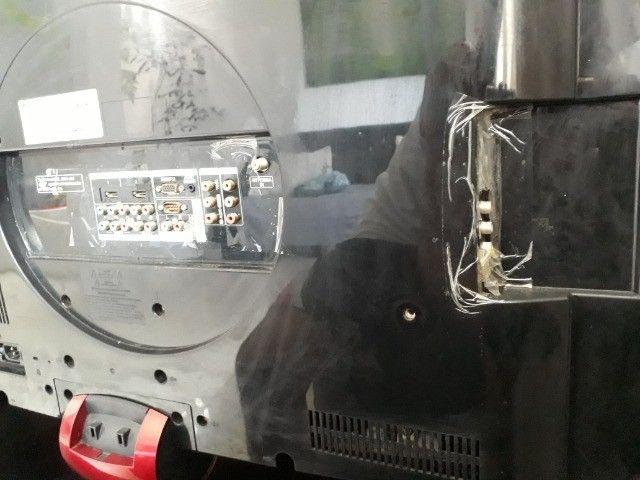 """TV (LCD)  LG de 42"""" polegadas, modelo 42LB9RTA - Foto 4"""